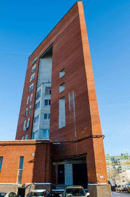 Незвичайний будинок у Нижньому Новгороді (6 фото)