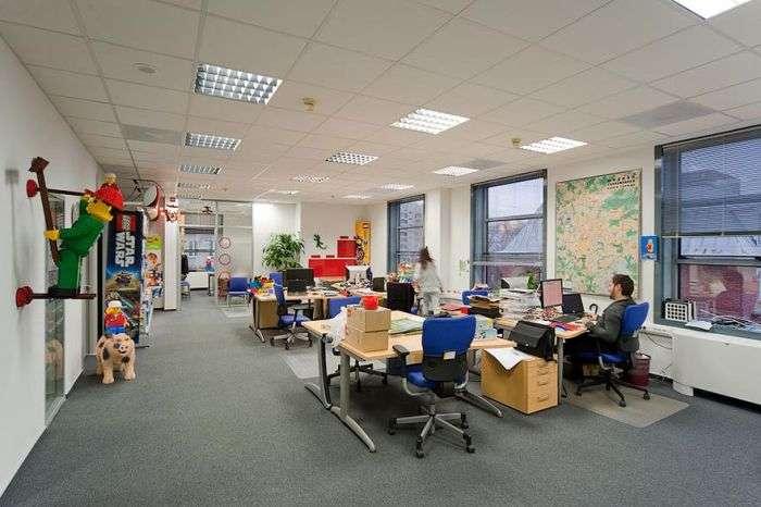 Кращі офіси світу (58 фото)