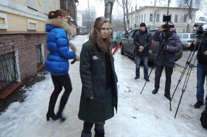Pussy Riot звільнені (12 фото + відео)
