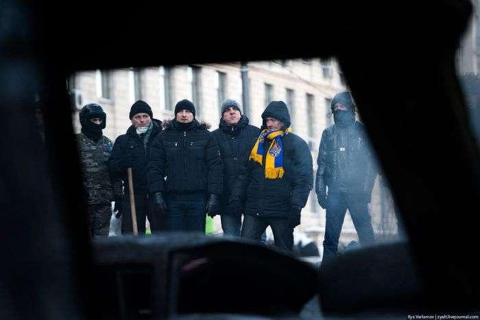 Євромайдан очима співробітників Беркуту та міліції (40 фото)