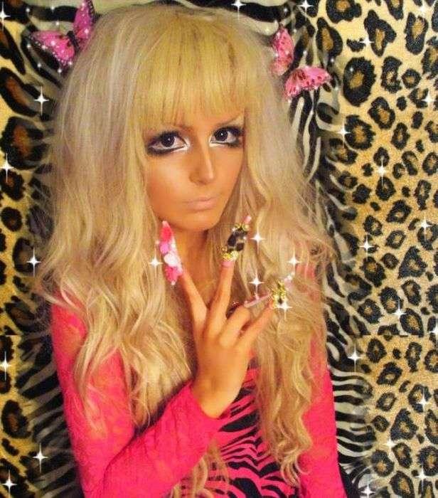 Жива лялька з Японії (30 фото)