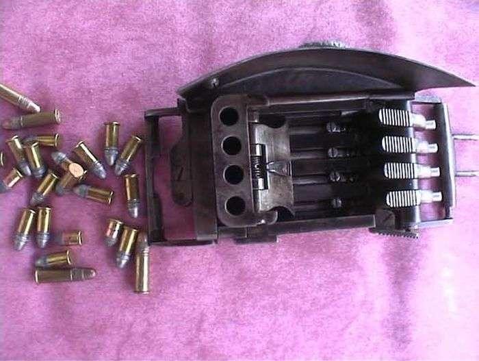 Офіцерська пряжка-пістолет (20 фото)