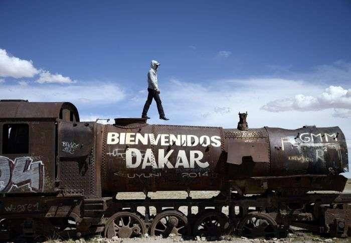 Фотозвіт з перегонів Дакар-2014. Частина 2 (37 фото)