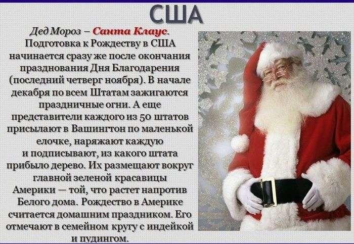Дід Мороз в культурі різних народів і країн (14 фото)