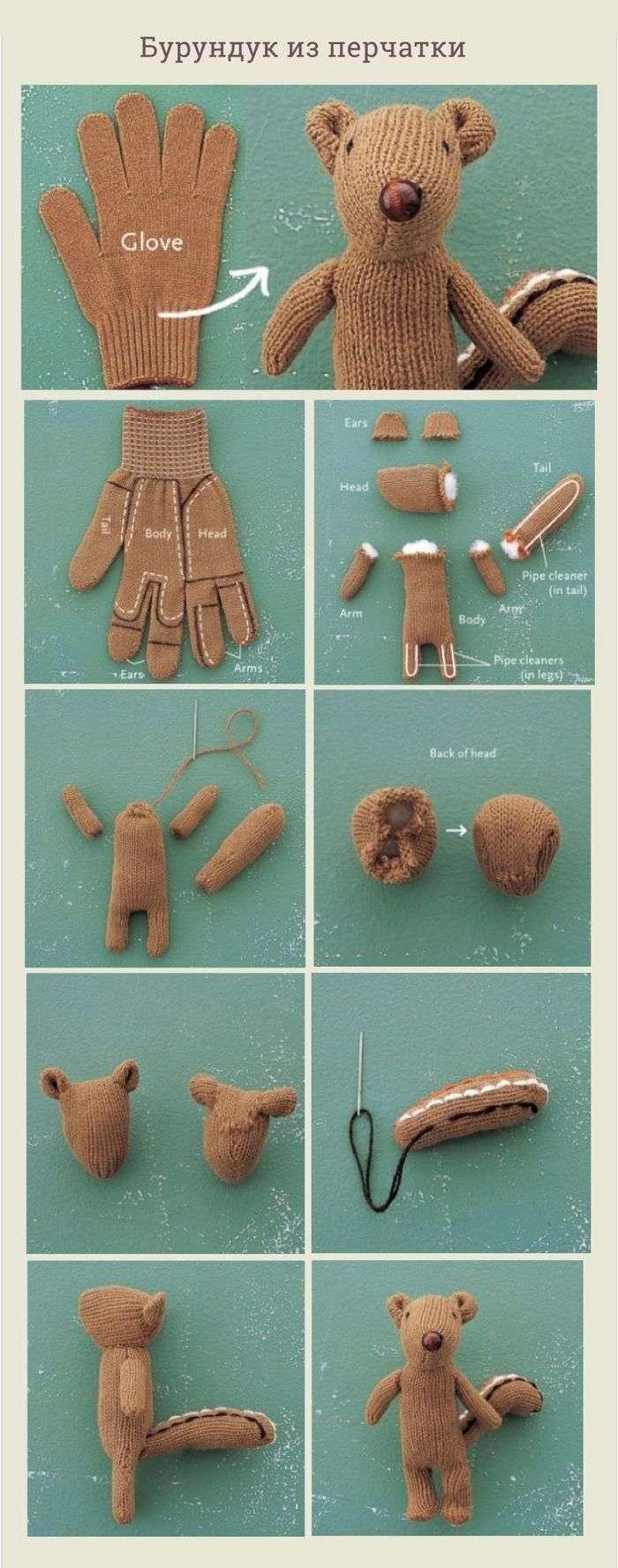 Креативні ідеї в стилі: зроби сам своїми руками (16 фото)