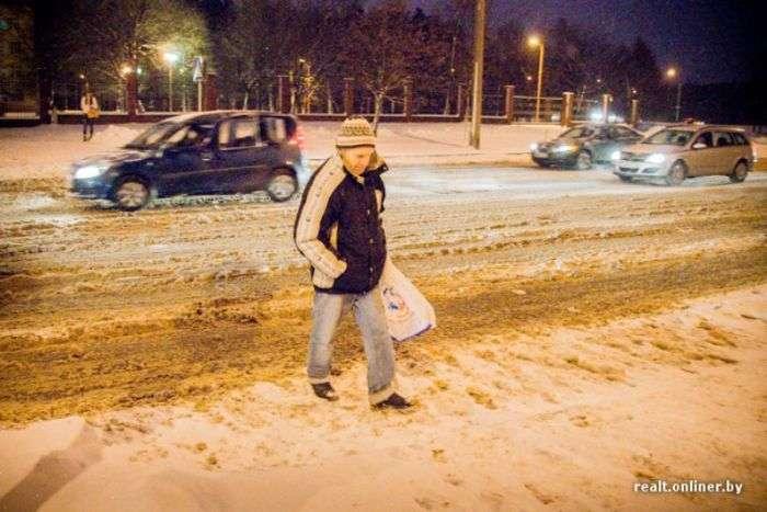 Сповідь бездомного (11 фото)