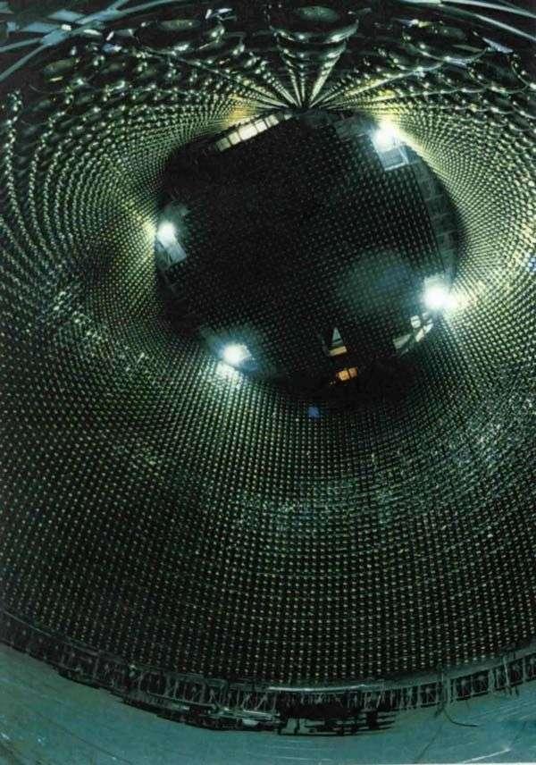 Унікальний детектор нейтринов, розташований на глибині 1 кілометр (22 фото)