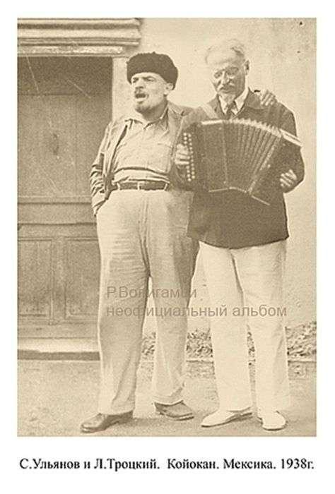 Рідний брат-близнюк Володимира Ульянова Леніна (22 фото)
