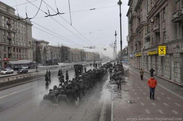Річниця блокади Ленінграда (58 фото)