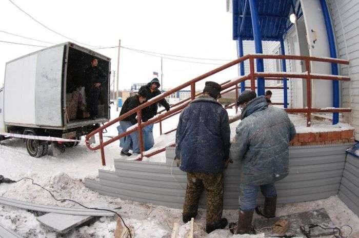 Розповідь ліквідатора про провали в Березняках. Продовження (35 фото)