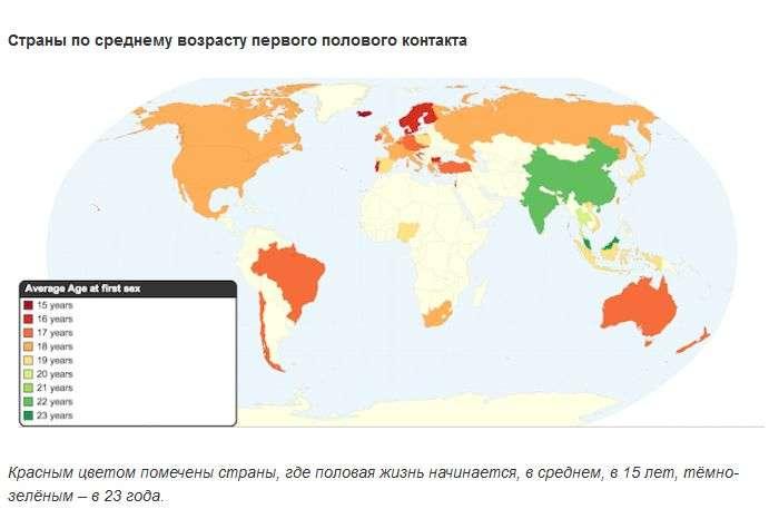Цікава географія: вчимося читати дані (17 фото)