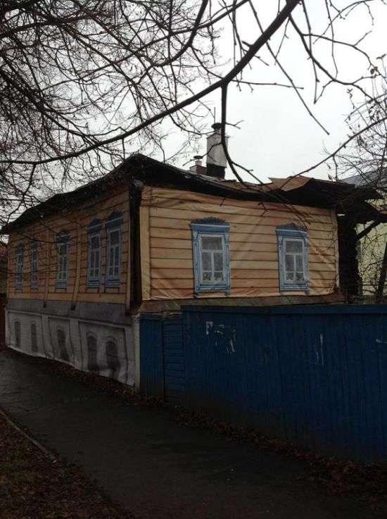 Суздаль готовий до приїзду Путіна (18 фото)
