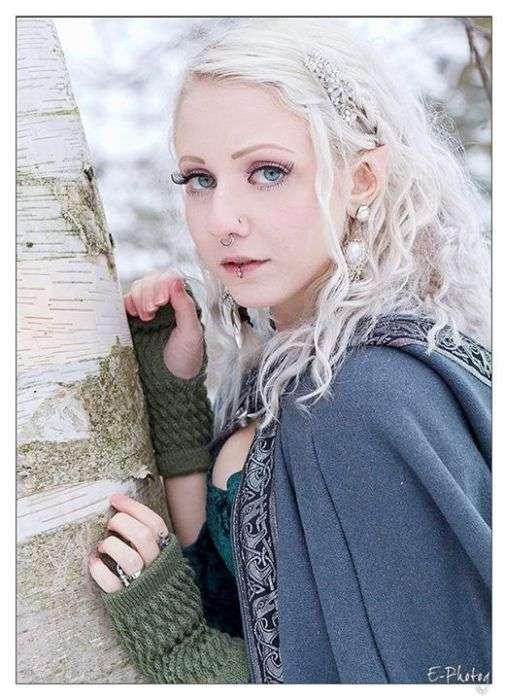 Ельфійка з Канади (15 фото)