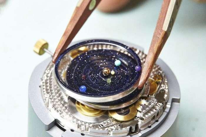 Найточніший годинник у Сонячній системі (9 фото)