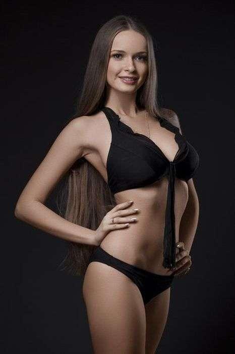 Учасниці конкурсу краси Міс Криму 2013 (13 фото + відео)