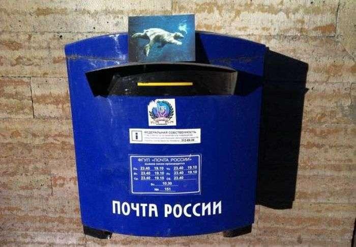 Дивовижна історія однієї подорожі поштової листівки (14 фото)