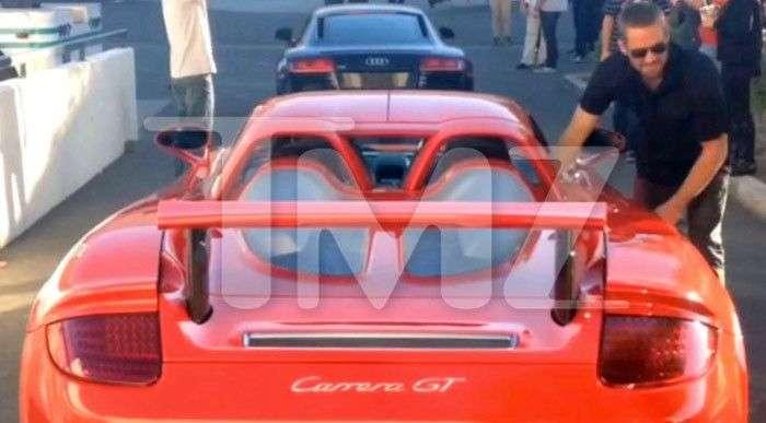 Персональна колекція автомобілів Пола Вокера (21 фото + відео)