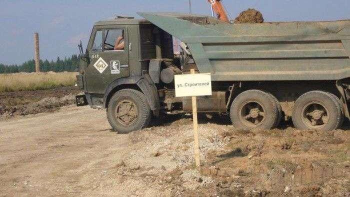 Розповідь ліквідатора про провали в Березняках (88 фото)