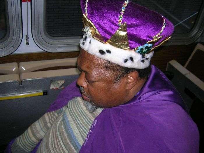Фріки в громадському транспорті (49 фото)