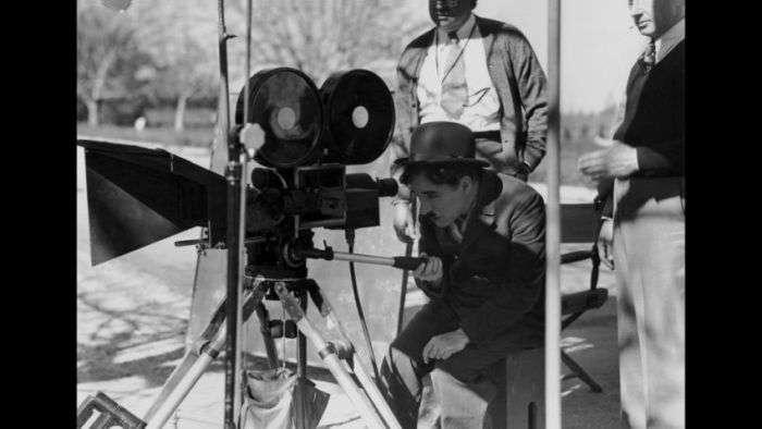Кадри зі зйомок легендарних кінофільмів (44 фото)