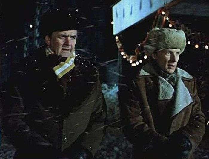 Факти про новорічному фільмі Іронія долі, або З легким паром! (9 фото)