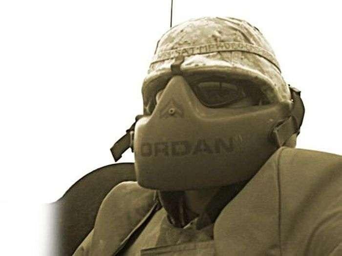 Нові високоміцні шоломи для солдатів від Армокома (3 фото)