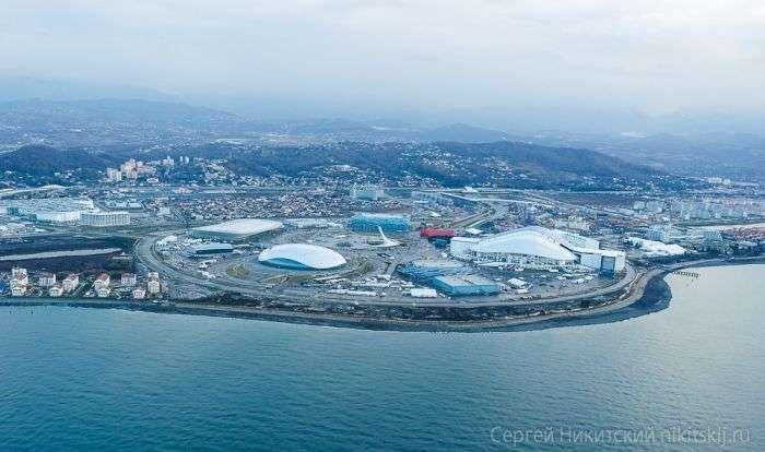 Готовність Сочі 2014 за 2 тижні до Олімпіади (43 фото)