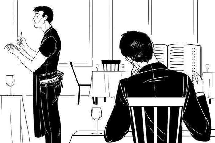 Як все влаштовано: Таємний відвідувач ресторанів (3 фото)