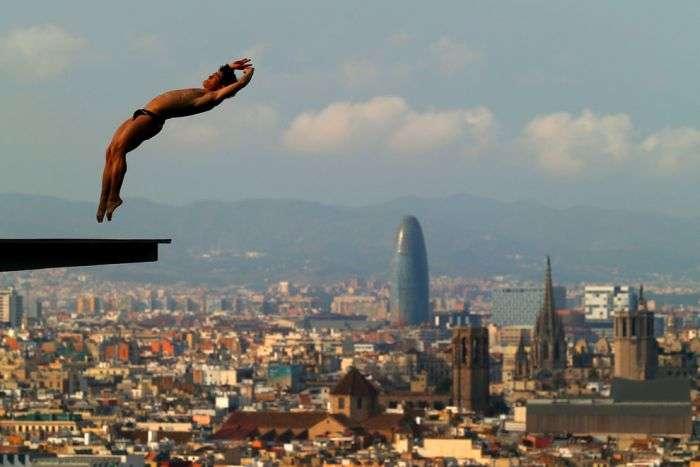 Кращі спортивні фотографії 2013 року (43 фото)