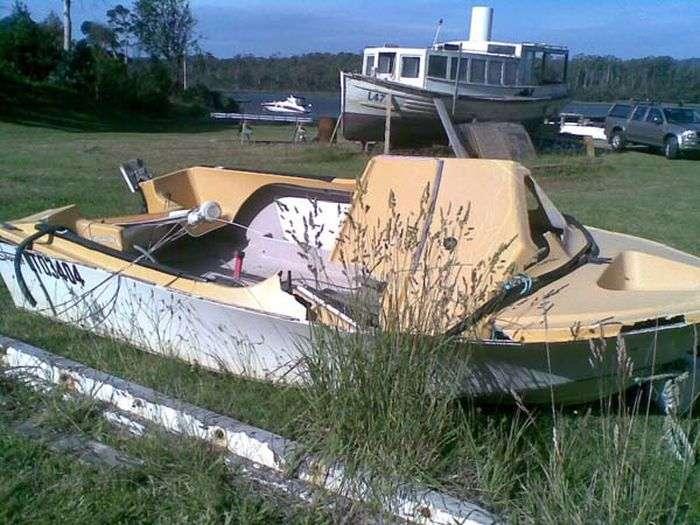 Яхта своїми руками (17 фото)