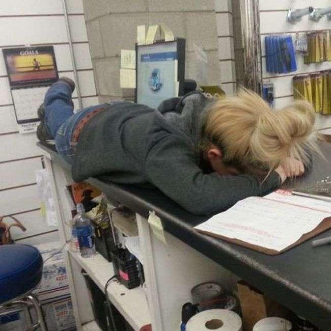 Приколи на робочому місці. Частина 9 (22 фото)