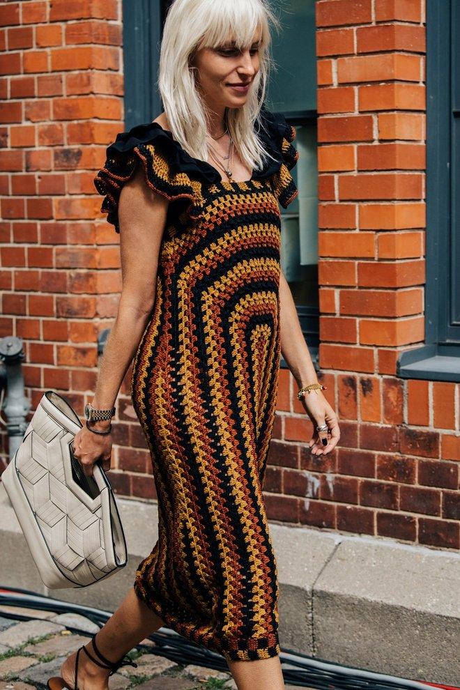 Уличный стиль недели моды в Берлине весна-лето 2020 мода,мода и красота,модные образы,модные тенденции,уличная мода