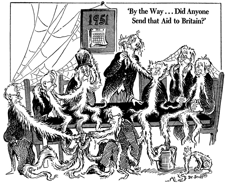 Война доктора Сьюза искусство и творчество