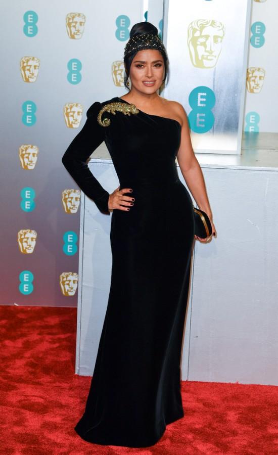 2019 British Academy Film Awards salma hayek