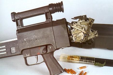 Автомат Хеклер-Кох G-11 оружие