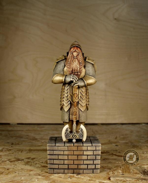 Статуэтка для настоящих любителей фэнтези своими руками всячина