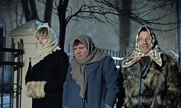 Реакция индийцев на кадры из советских фильмов индиец
