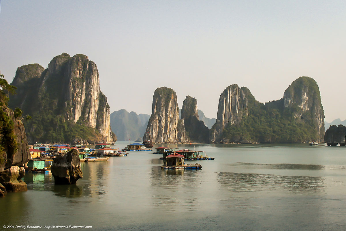 Вьетнамские зарисовки азия
