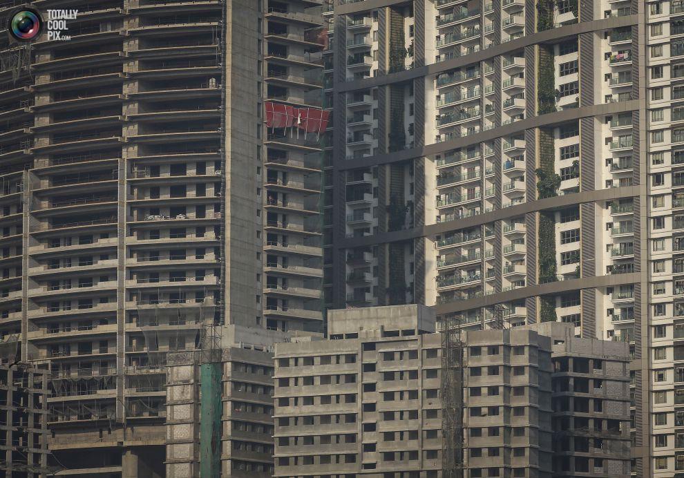 Муравейник живет: жилые дома Мумбая архитектура