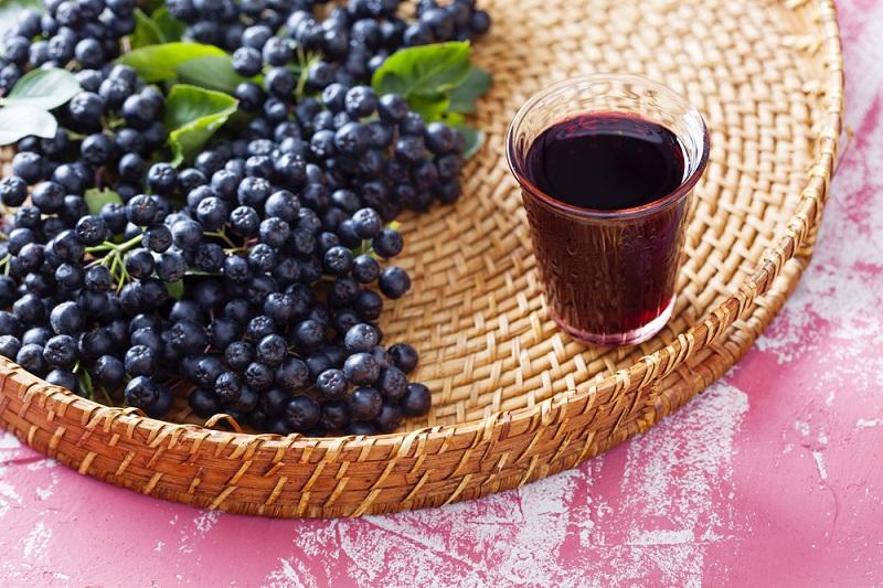 Чем полезен сироп из черноплодной рябины Здоровье