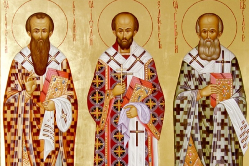 Традиции в День трех святых вдохновение