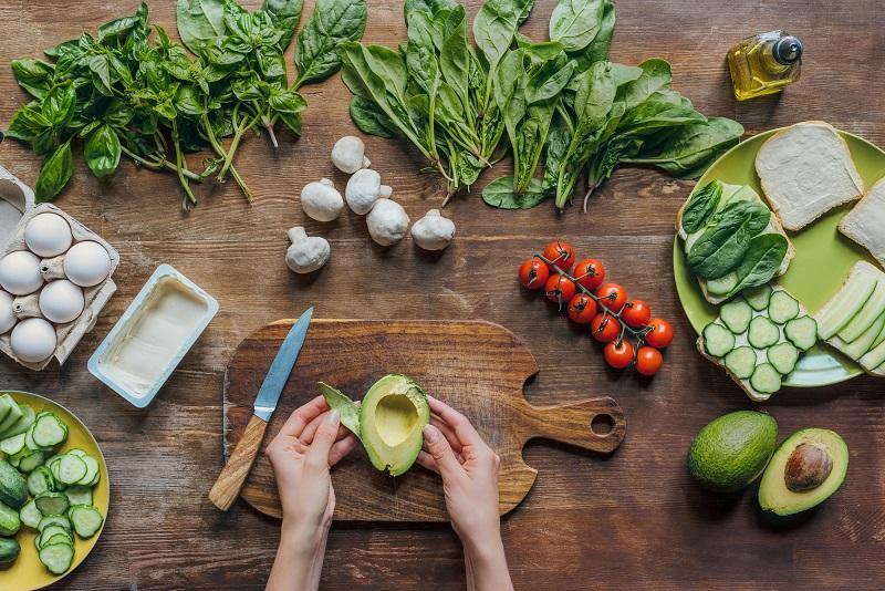 Подборка необычных блюд из авокадо вдохновение