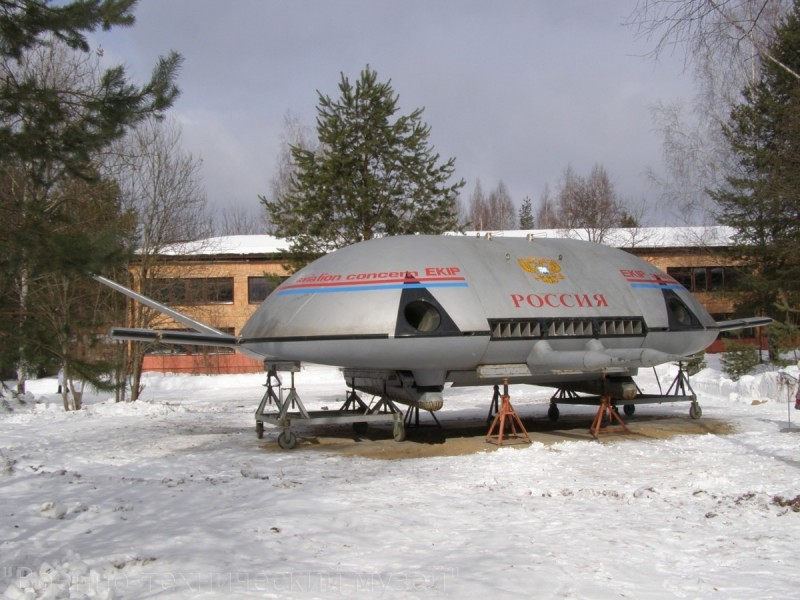 НЛО родом из СССР