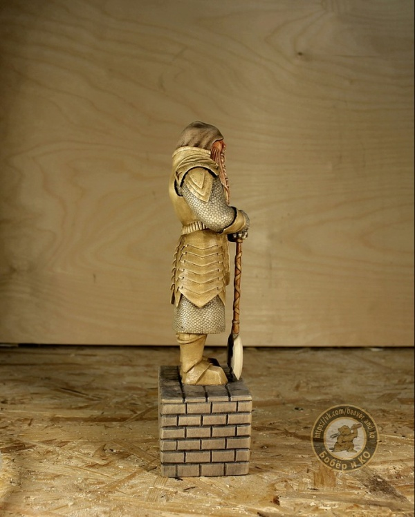Статуэтка для настоящих любителей фэнтези своими руками. Искусство