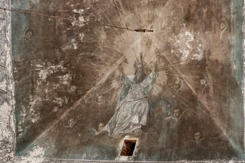 Символы веры. Село Лох Новобурасского района Саратовской области храмы