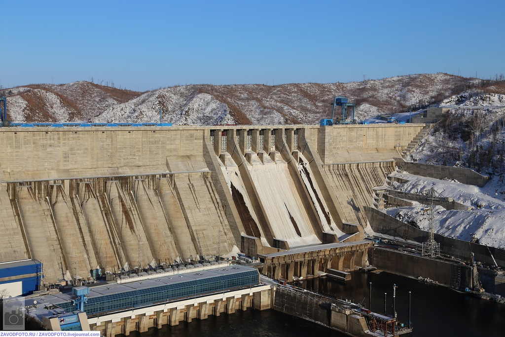 Бурейская ГЭС наконец-то освобождена из «плена» ЭНЕРГЕТИКА