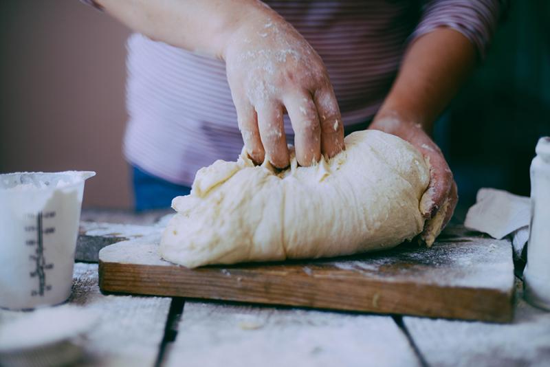 Инструкция по приготовлению плюшек с сахаром кулинария