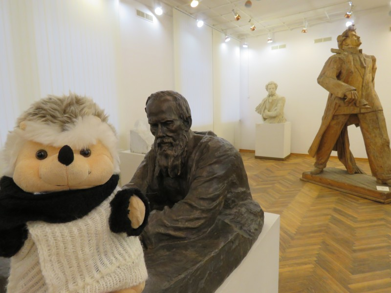 Исследуя Смоленские музеи Смоленская область