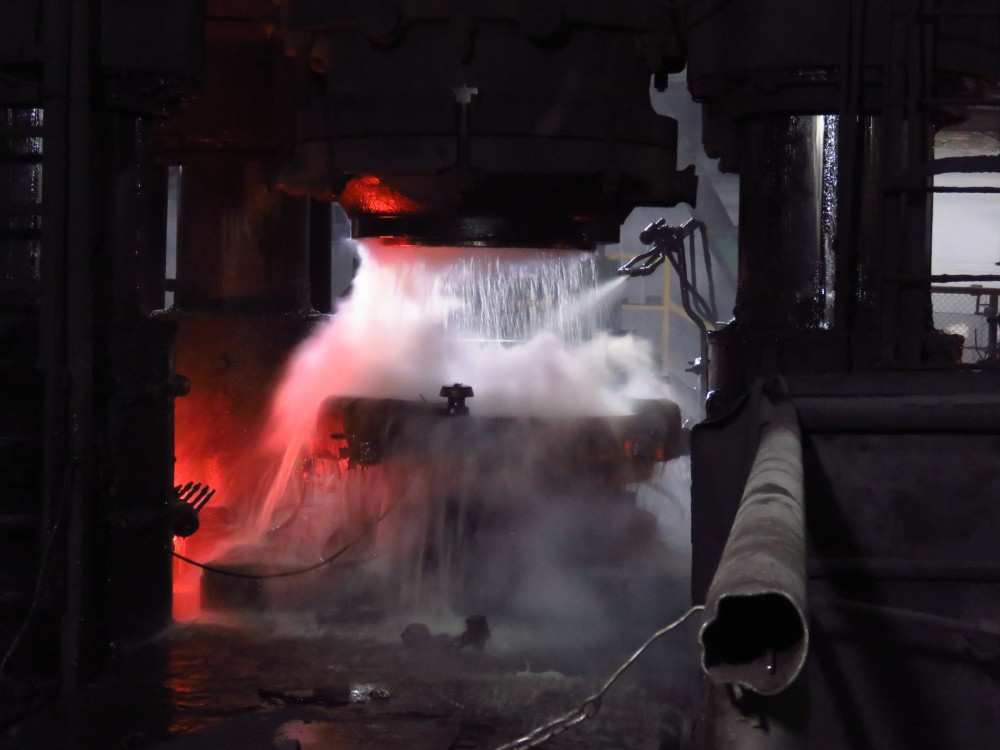 Величие и обаяние металлургической промышленности Выкса