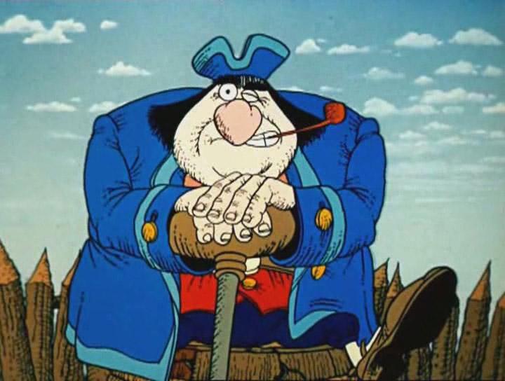 Топ-15 любимых отрицательных персонажей советских мультфильмов.